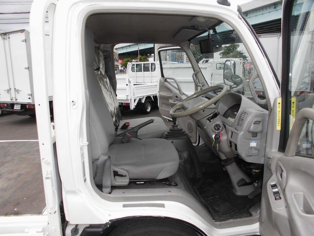 3トンフルジャストロー平ボディ 4ナンバー車 バックカメラ(18枚目)