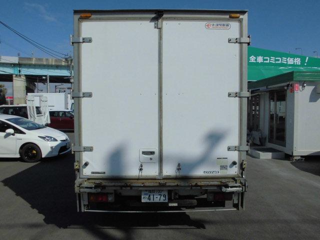 トヨタ ダイナトラック 2tワイドロングアルミスライド式格納パワーゲート ナビ
