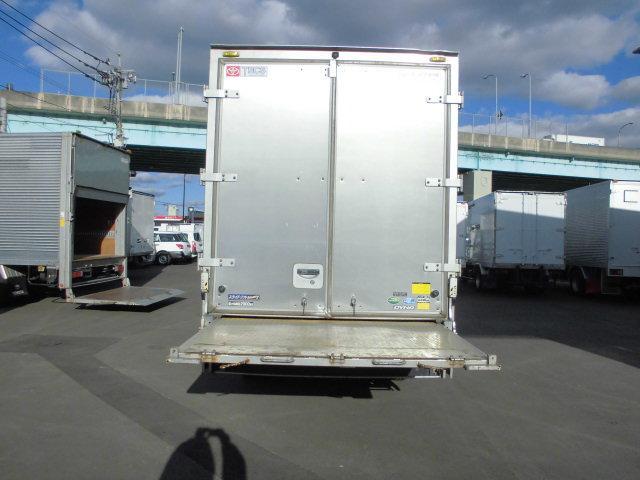 トヨタ ダイナトラック 2トンアルミバン 格納式スライドパワーゲート オートマ