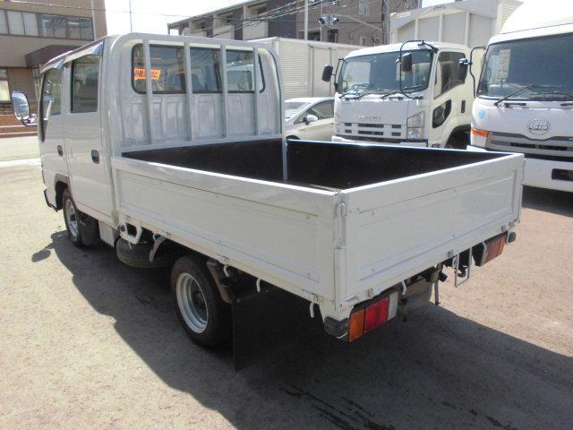 日産 アトラストラック 1.15tWキャブ オートマ ディーゼル