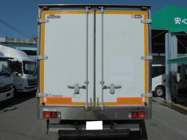 三菱ふそう キャンター 3.5tワイドロング低温冷蔵冷凍車 ターボ -30℃設定