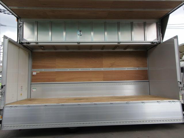 3.25トンアルミウィング バックカメラ ETC(10枚目)
