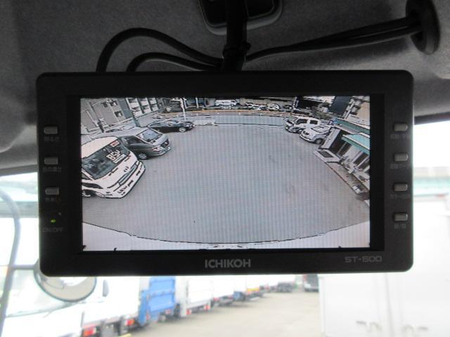 3.25トンアルミウィング バックカメラ ETC(14枚目)