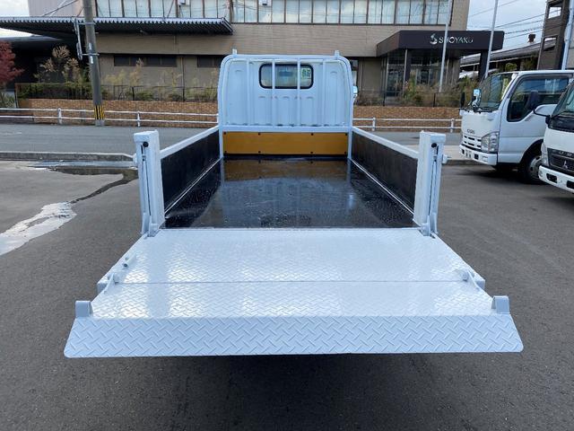 ロング全低床DX 1.5トン垂直パワーゲート 総重量5トン未満(10枚目)