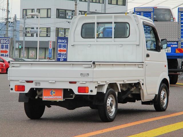 スズキ キャリイトラック 4WD_KC