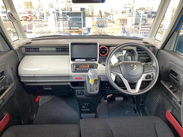 ハイブリッドX セーフティサポート/プッシュスタート/両電スラ//両側電動スライドドア/EBD付ABS/横滑り防止装置/アイドリングストップ/エアバッグ 運転席/エアバッグ 助手席/エアバッグ サイド レーンアシスト(4枚目)
