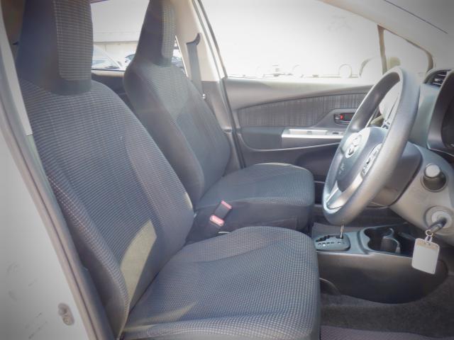 F 1年保証付 メモリーナビ ETC CD再生 アイドリングストップ キーレス 運転席エアバッグ 助手席エアバッグ ABS 横滑り防止システム 車検整備付 走行距離77,282km 修復歴なし(12枚目)