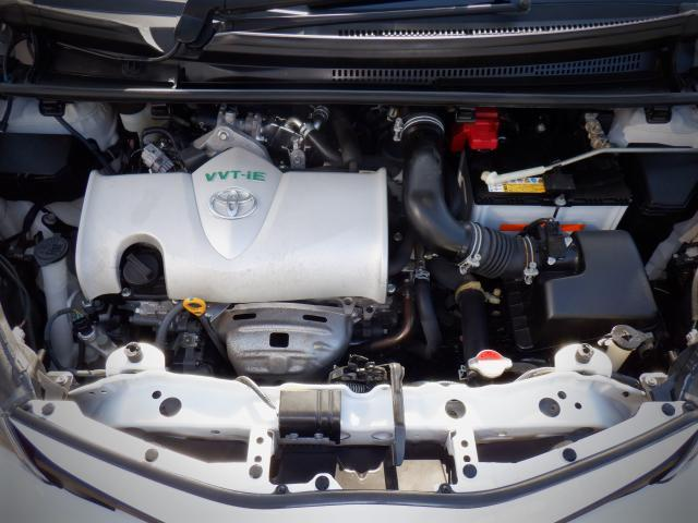 F 1年保証付 メモリーナビ ETC CD再生 アイドリングストップ キーレス 運転席エアバッグ 助手席エアバッグ ABS 横滑り防止システム 車検整備付 走行距離77,282km 修復歴なし(19枚目)