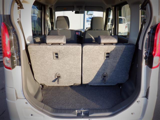 G 1年保証付 SDナビ ETC CD再生 アイドリングストップ 両側スライドドア スマートキー プッシュスタート ベンチシート シートヒーター 運転席エアバッグ 助手席エアバッグ ABS 電動格納ミラー(14枚目)