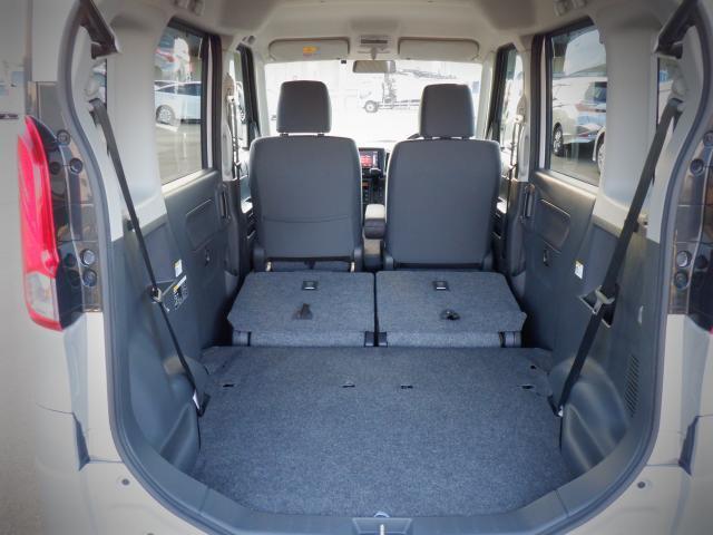G 1年保証付 SDナビ ETC CD再生 アイドリングストップ 両側スライドドア スマートキー プッシュスタート ベンチシート シートヒーター 運転席エアバッグ 助手席エアバッグ ABS 電動格納ミラー(15枚目)