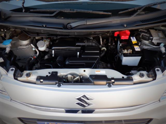 G 1年保証付 SDナビ ETC CD再生 アイドリングストップ 両側スライドドア スマートキー プッシュスタート ベンチシート シートヒーター 運転席エアバッグ 助手席エアバッグ ABS 電動格納ミラー(19枚目)