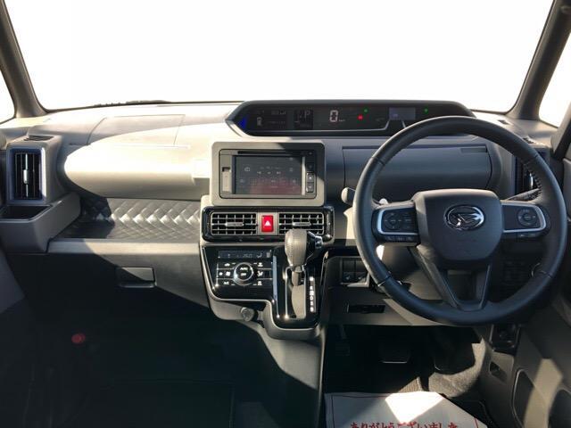 カスタムRS 両側電動スライドドア・ディスプレイオーディオ・パノラマモニター・ETC・プッシュボタンスタート・コーナーセンサー・シートヒーター・ステアリングスイッチ・アルミホイール・キーフリーシステム(3枚目)