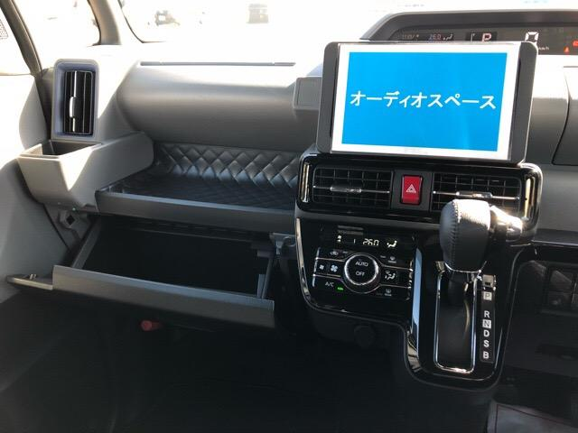 カスタムRS 両側電動スライドドア・パノラマカメラ・コーナーセンサー・プッシュボタンスタート・ステアリングスイッチ・アルミホイール・キーフリーシステム・シートヒーター・パワーウィンドウ(12枚目)