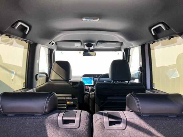 カスタムRS 両側電動スライドドア・パノラマカメラ・コーナーセンサー・プッシュボタンスタート・ステアリングスイッチ・アルミホイール・キーフリーシステム・シートヒーター・パワーウィンドウ(32枚目)