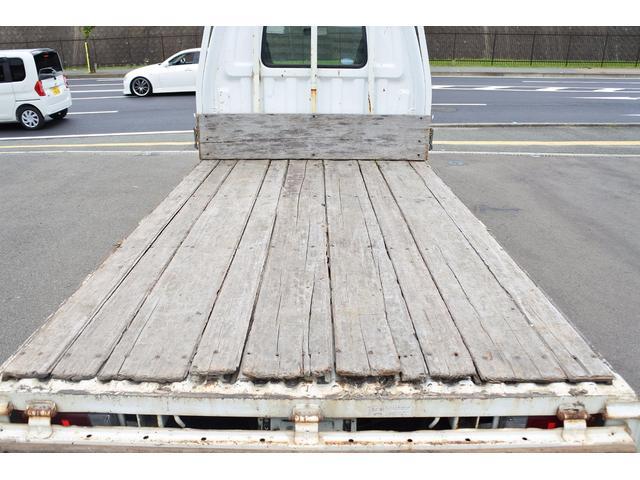 日産 バネットトラック DX 1年間1万キロ無償保証