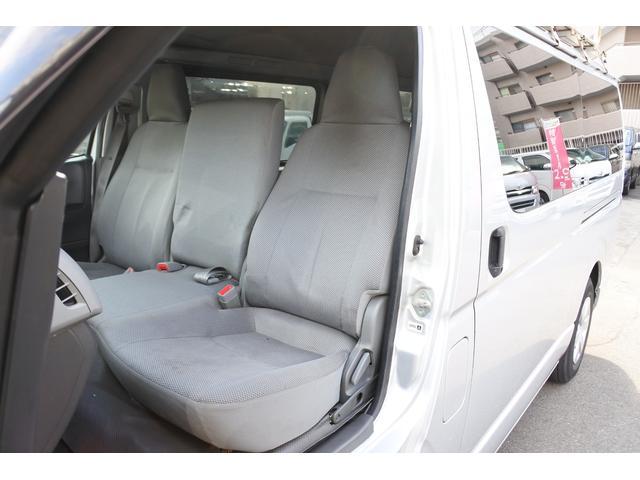 トヨタ ハイエースバン ロングDX 1年間1万キロ無償保証