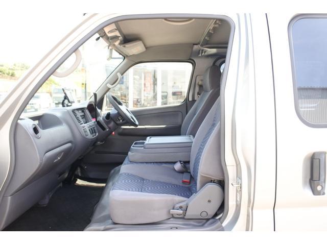 日産 キャラバン ロングDX 1年間1万キロ無償保証