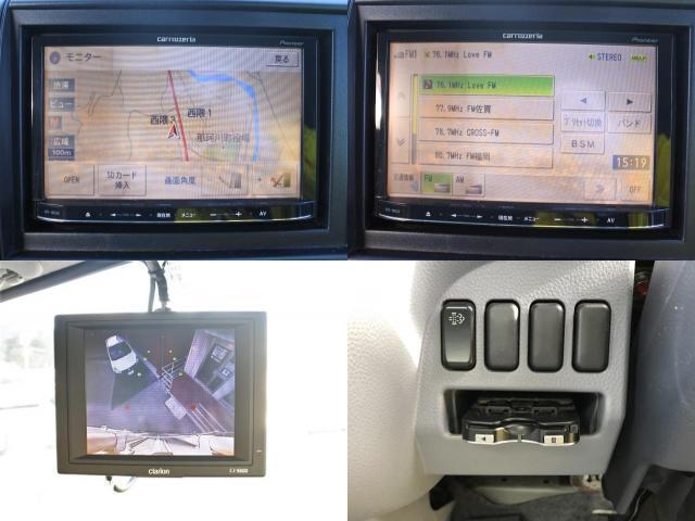 全低床 1年間1万キロ無償保証 メモリーナビ バックカメラ(8枚目)