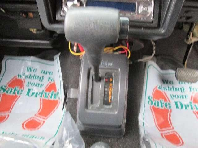 ワイルドウインドリミテッド 4WD ターボ車 AW エアコン(11枚目)