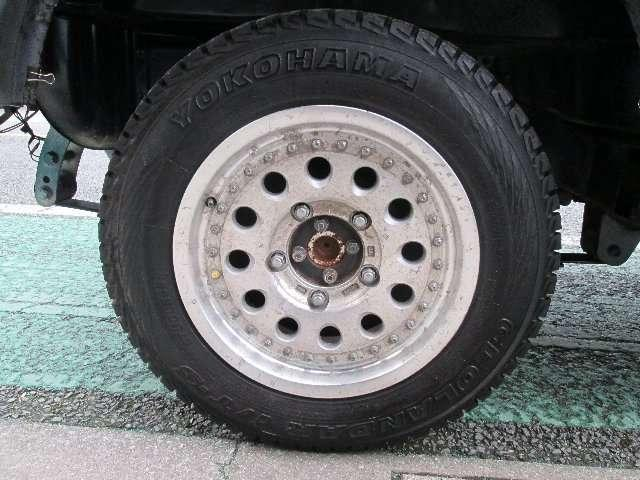 ワイルドウインドリミテッド 4WD ターボ車 AW エアコン(19枚目)