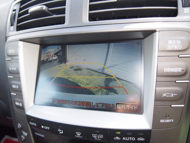 レクサス IS F ベースグレード メーカーナビ バックカメラ サンルーフ