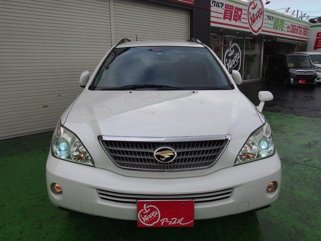 「トヨタ」「ハリアーハイブリッド」「SUV・クロカン」「福岡県」の中古車3