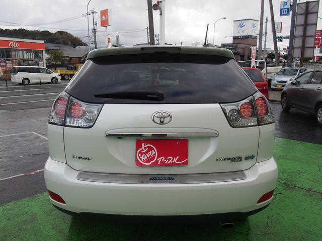「トヨタ」「ハリアーハイブリッド」「SUV・クロカン」「福岡県」の中古車6