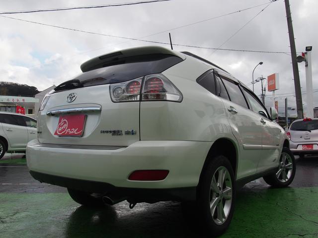 「トヨタ」「ハリアーハイブリッド」「SUV・クロカン」「福岡県」の中古車7