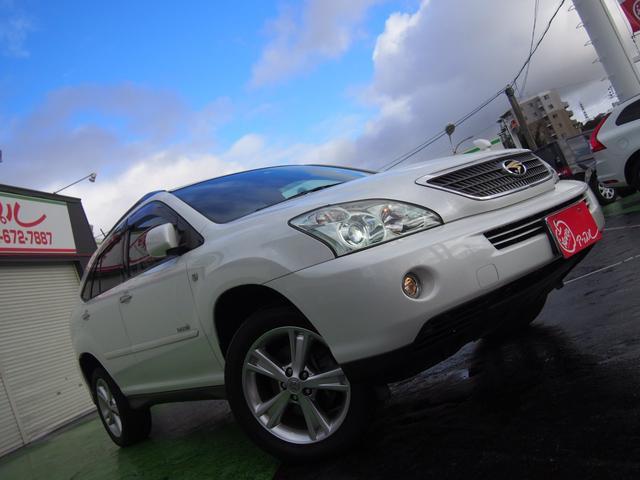 「トヨタ」「ハリアーハイブリッド」「SUV・クロカン」「福岡県」の中古車43