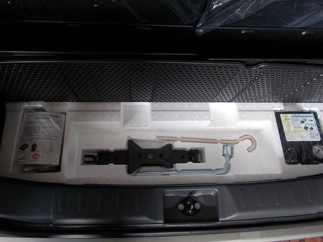 トランクの下には応急道具♪パンク修理キット♪