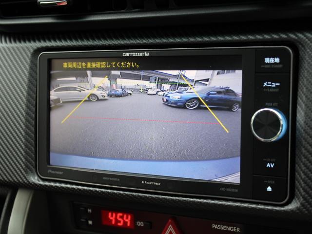スバル BRZ S ワンオーナー 純正ナビ フルセグ キセノン バックカメラ