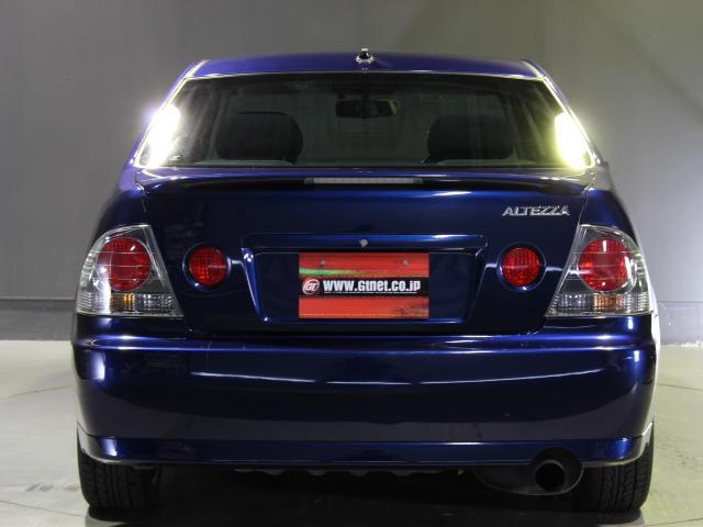 トヨタ アルテッツァ RS200 リミテッドII 純正17インチAW HID