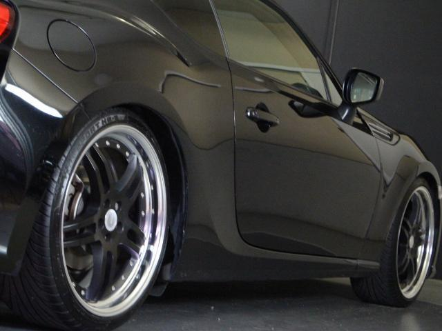 S クスコ車高調 WORK19インチAW 柿本マフラー  純正リアスポイラー STIリアアンダースポイラー ダイヤトーンナビ バックカメラ Bluetooth DVD CD クルーズコントロール(4枚目)