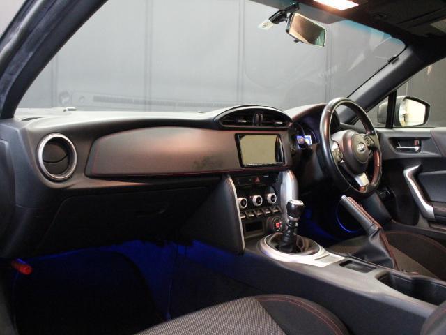 S クスコ車高調 WORK19インチAW 柿本マフラー  純正リアスポイラー STIリアアンダースポイラー ダイヤトーンナビ バックカメラ Bluetooth DVD CD クルーズコントロール(14枚目)