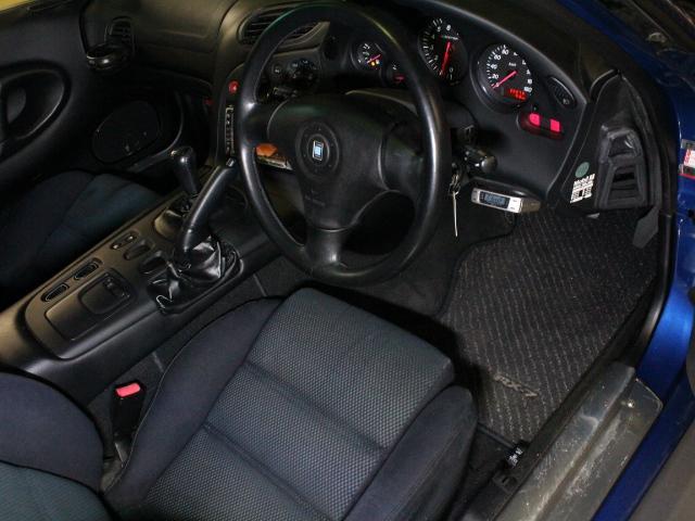 マツダ RX-7 タイプR ワンオーナー 社外マフラー 純16AW