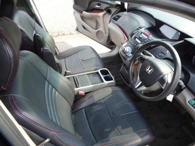 M 車高調 フルセグHDDインターナビ  シートカバー(10枚目)
