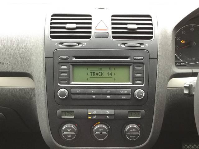 フォルクスワーゲン VW ゴルフ GT キーレス CD
