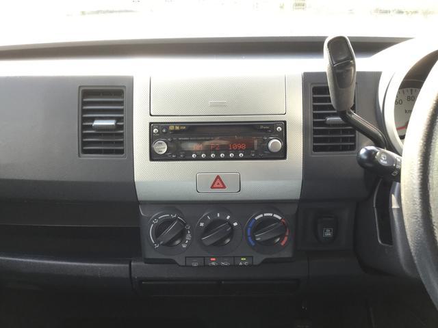 スズキ ワゴンR FT キーレス CD MD フルフラット ベンチシート