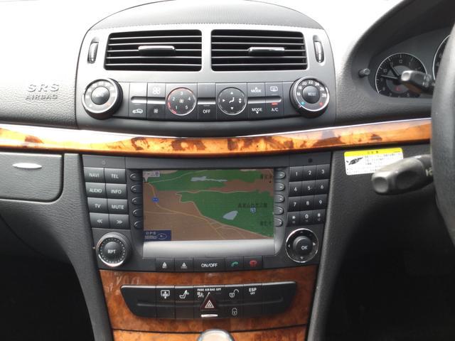 メルセデス・ベンツ M・ベンツ E280 キーレスエントリー ナビ ETC