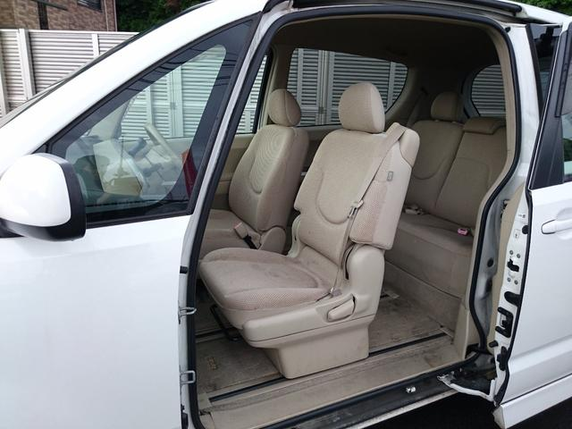 トヨタ ポルテ 130i Cパッケージ 片側電動スライドドア スペアタイヤ