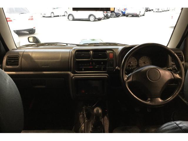 ランドベンチャー ハーフレザーシート キーレス 4WD(12枚目)