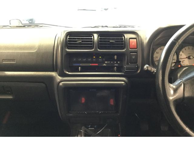 ランドベンチャー ハーフレザーシート キーレス 4WD(14枚目)