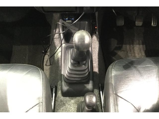 ランドベンチャー ハーフレザーシート キーレス 4WD(17枚目)