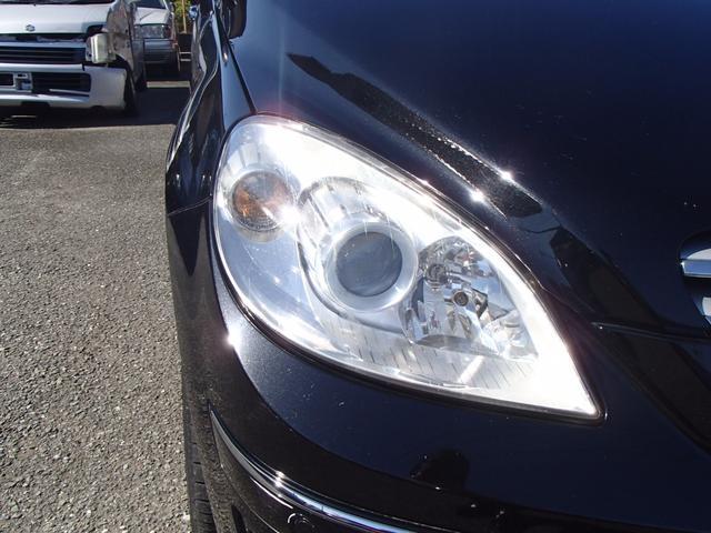 メルセデス・ベンツ M・ベンツ B170 キーレス ETC HIDヘッドライト
