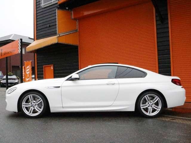 BMW BMW 640iクーペMスポーツPG右HD車HDDナビTVSR付