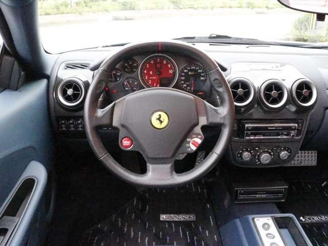 フェラーリ フェラーリ F430スパイダー F430スパイダー F1 正規D車クラッチXX済HDD