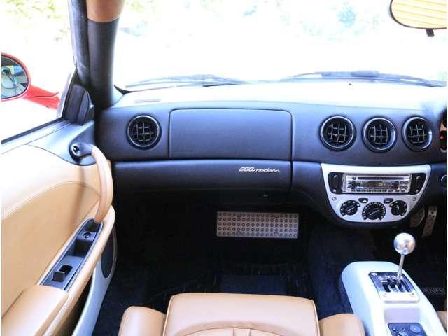 フェラーリ フェラーリ 360 モデナ 正規D車右H6速MS可変TベルXX済