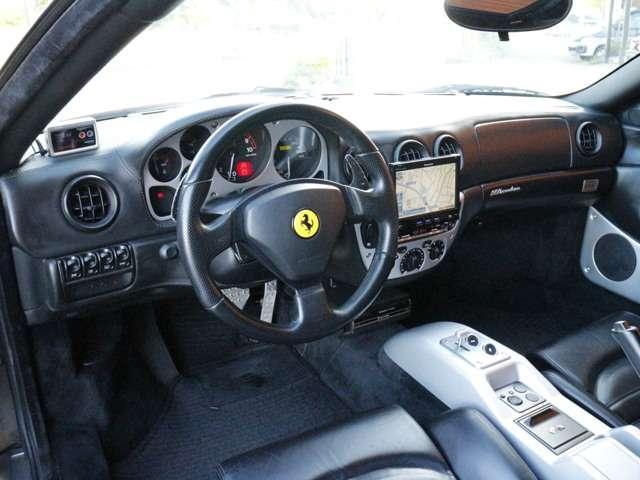 フェラーリ フェラーリ 360 モデナF1 チャレンジ仕様TWSマフラー