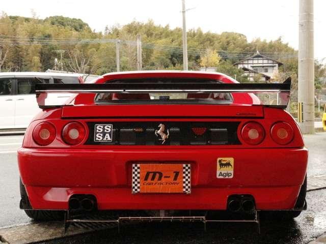 フェラーリ フェラーリ 348 tb 正規D車LM仕様348tbMT5速スペアキー有