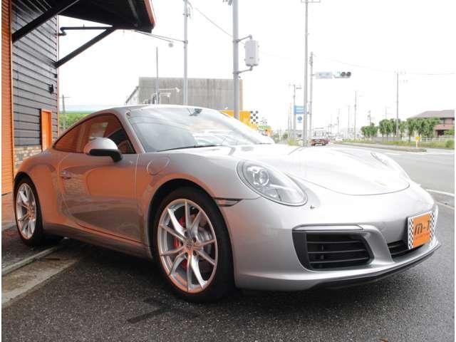 911カレラS スポクロP正規D車後期型MT7速(3枚目)